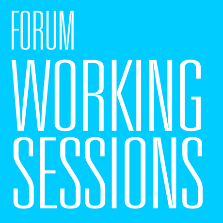 FORUM: Working Sessions, 22 - 24 May